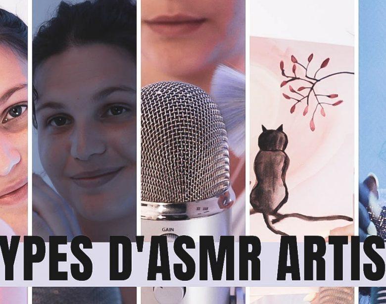 asmr artiste